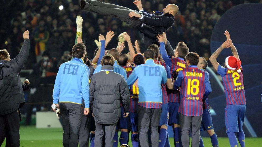 En cuestión de imagen, el mejor resultado para Barça y Pep es el empate