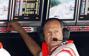 Golpe de estado en McLaren:  Ron Dennis vuelve a coger los mandos