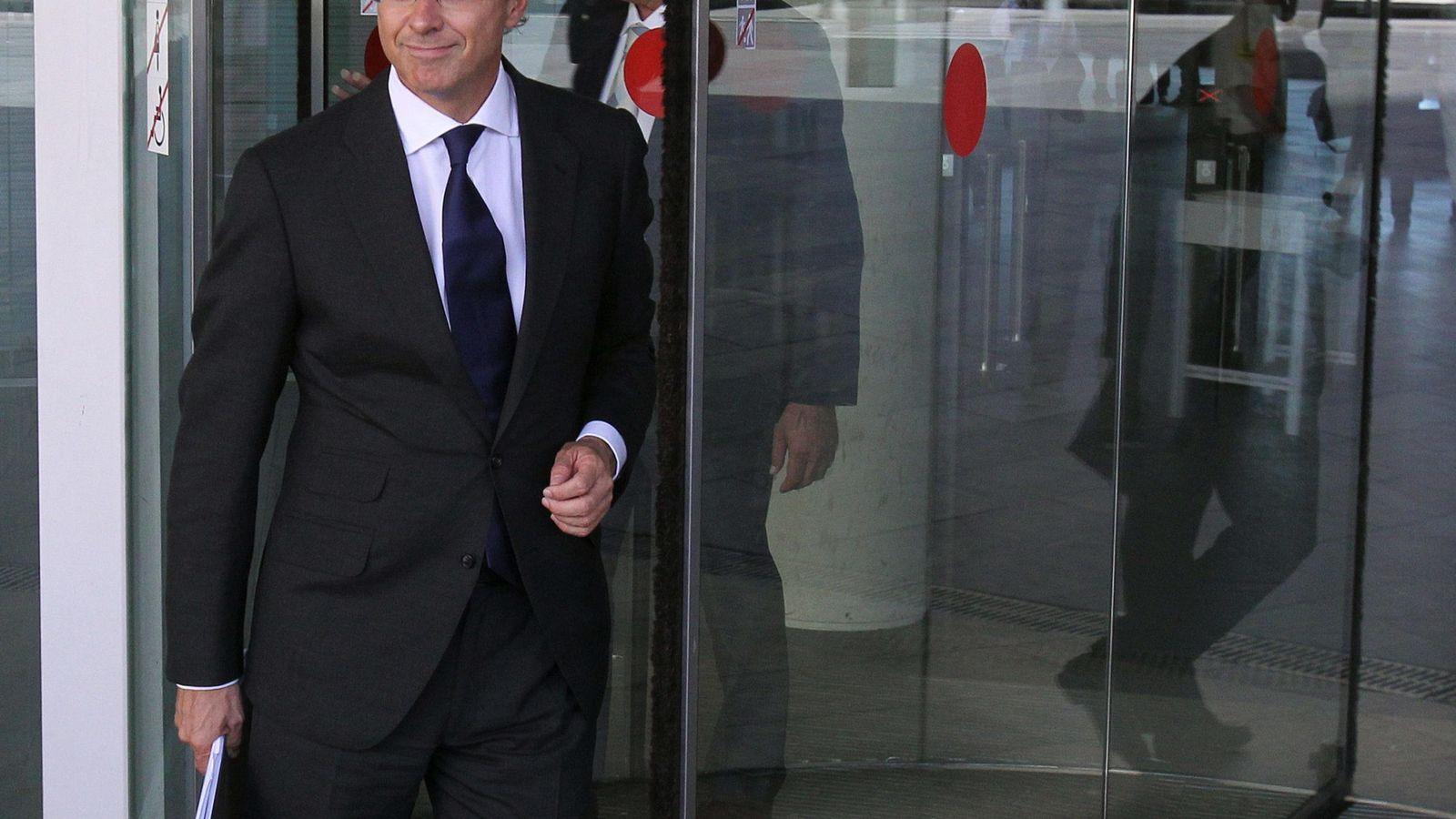 Foto: El consejero delegado del fondo inmobiliario Meridia Capital, Javier Faus. (EFE)