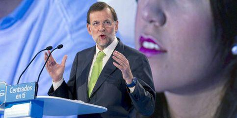 """Rajoy apela al voto que """"otorga y quita confianza"""""""