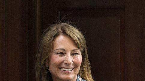 Carole Middleton, la madre de Kate, una 'chica' de portada (y con toque español)