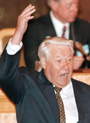 Foto: Muere en Moscú el ex presidente ruso Boris Yeltsin