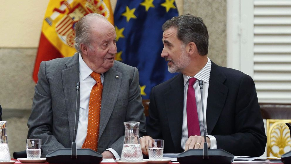 Felipe VI y don Juan Carlos: el año que vivieron peligrosamente y se evitaron