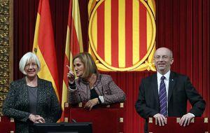 Cataluña quiere recusar a cuatro jueces del TC por afinidad con el PP