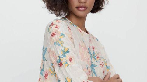 El nuevo vestido de flores de Zara huele a éxito de ventas inmediato