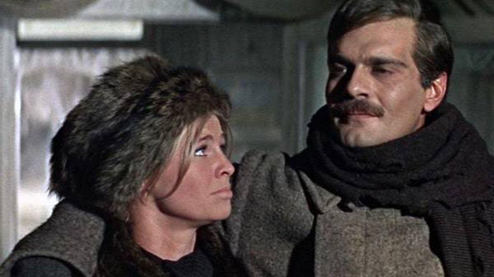 Foto: Fotograma de la película 'Doctor Zhivago'