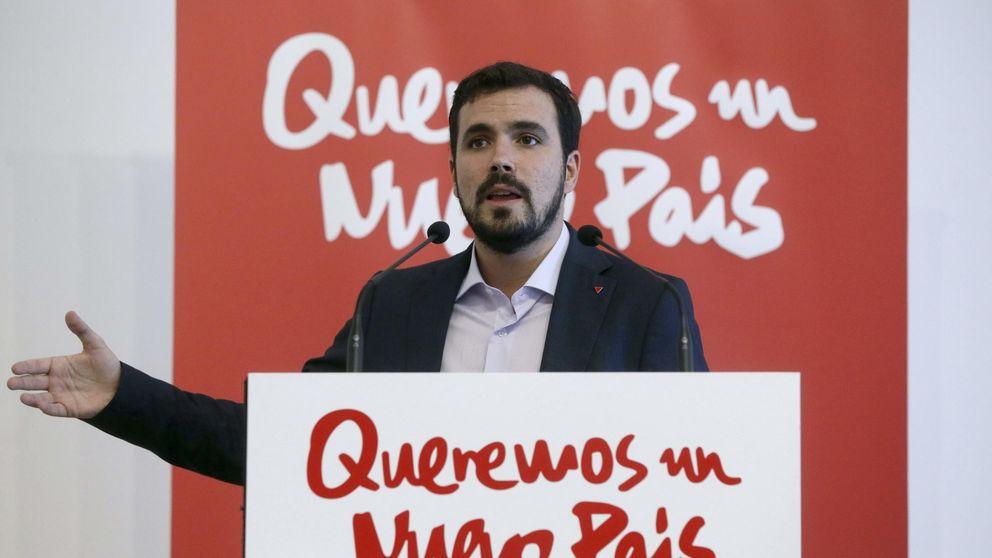 Garzón: No vamos a modificar nuestro mensaje por un puñado de votos
