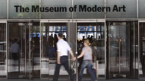 El MoMA revela uno de sus secretos para limpiar grandes obras: la saliva