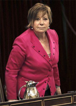 El PP sanciona a Villalobos por su nueva 'espantada' en la votación del aborto