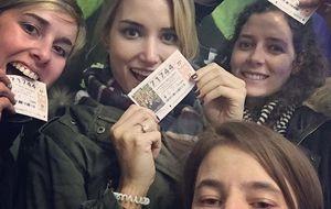 Alba Carrillo confirma la fecha de su boda a través de la Lotería