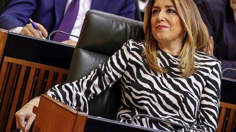 Las frases de Susana Díaz (PSOE) en el debate de investidura en Andalucía