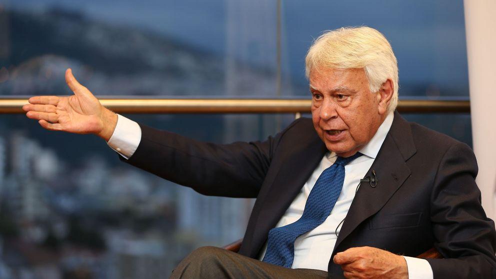Los letrados respaldan tramitar la comisión sobre González y el GAL en el Congreso
