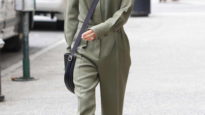 Victoria Beckham, derrochando estilo en Nueva York. (Gtres)