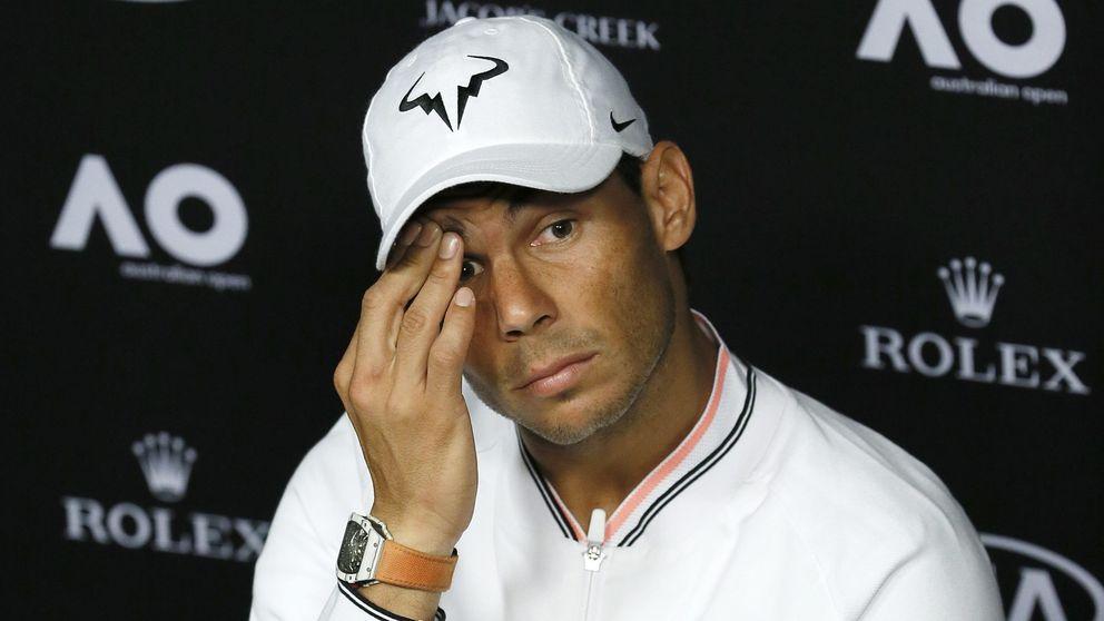 Rafa Nadal: Estoy aquí para disfrutar; ahora juego al tenis porque soy feliz