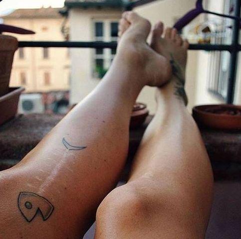 Tatuajes: la forma más insólita y personal de disimular las cicatrices