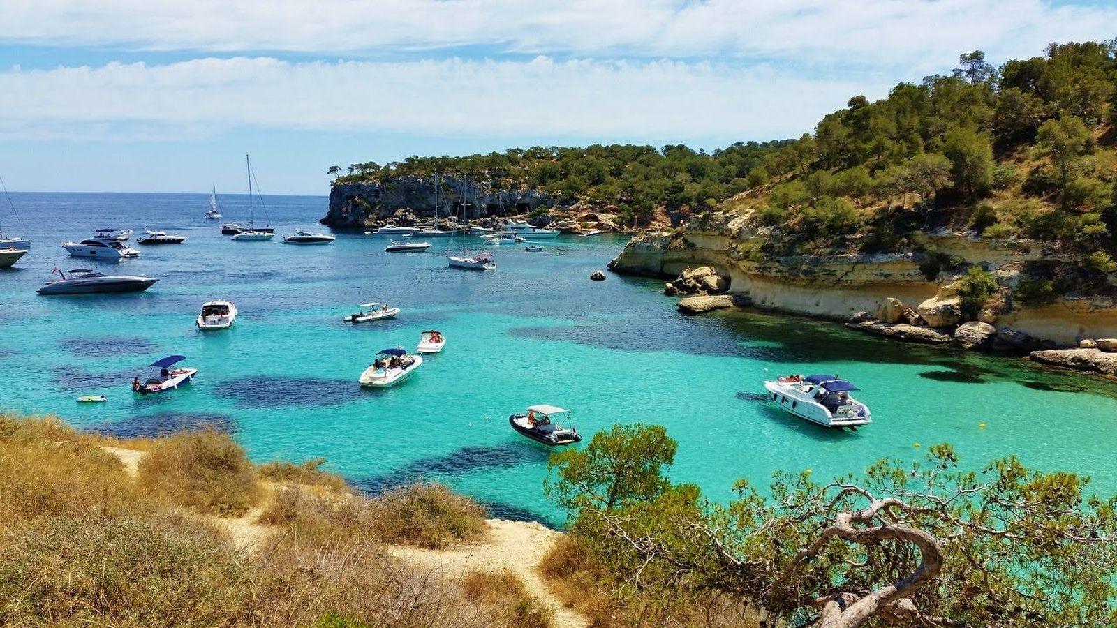 Foto: Cala de Portals Vells, en Mallorca. (CC/John Power)