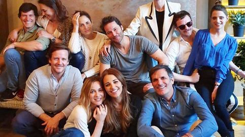 Reunión estelar de La Junta, el grupito de amigos famosos más cool