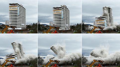 Demolición en Bonn