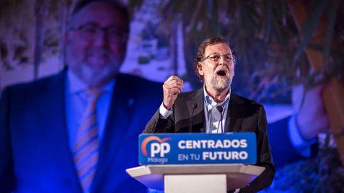Rajoy olvida a Casado y le reta: Ganamos todas las elecciones desde 2009 hasta abril
