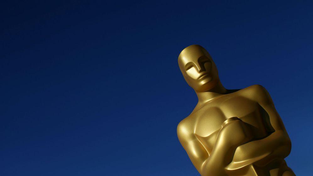 Foto: Una estatuilla de los Oscar, en 2017 | Reuters