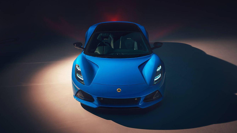 El último Lotus con motor térmico tendrá un propulsor de AMG de hasta 400 caballos