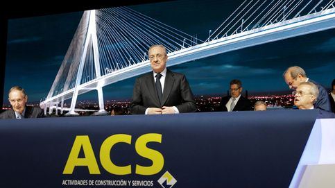 ACS dobla su plan de recompra de acciones hasta el 7% del capital tras los desplomes