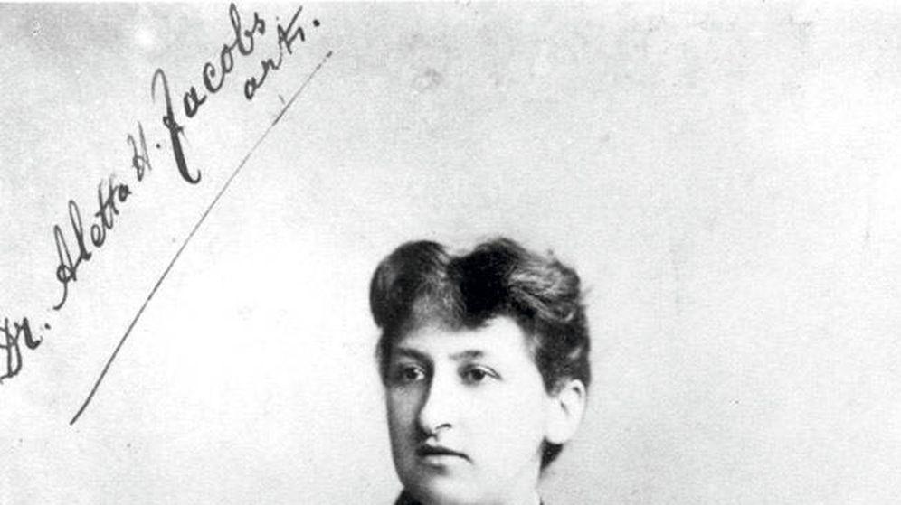 Foto: Aletta Jacobs, la primera mujer en conseguir el doctorado en Medicina (CC)