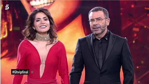 Jorge Javier Vázquez ya tuvo síntomas en la final de 'GH VIP 6' fuera de cámaras