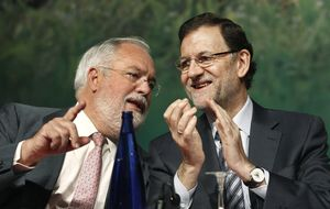 El PP reza ya para que Rajoy no deje la lista para Semana Santa