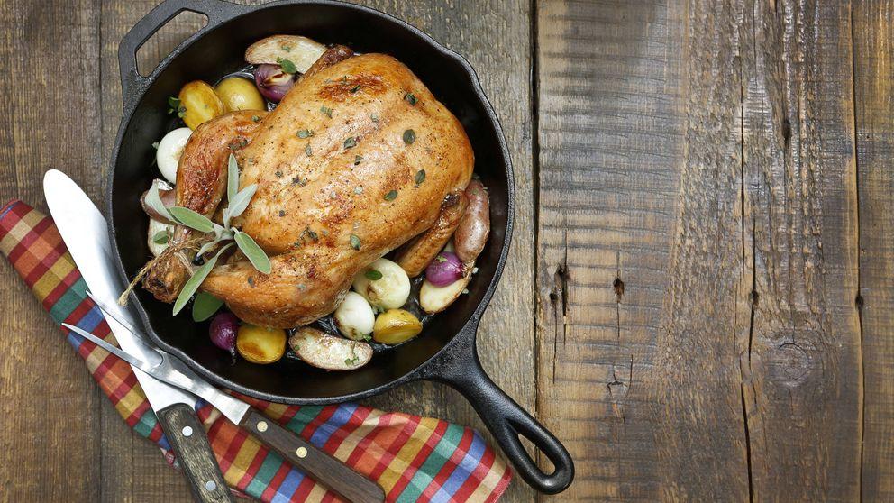 Cinco errores que cometes cuando cocinas pollo asado