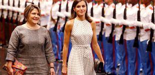 Post de La alargada sombra de Letizia: el mal trago de la primera dama cubana tras la visita Real