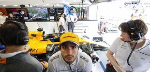 Post de Por qué a Carlos Sainz y McLaren les espera un buen 'marrón' en el GP de Brasil