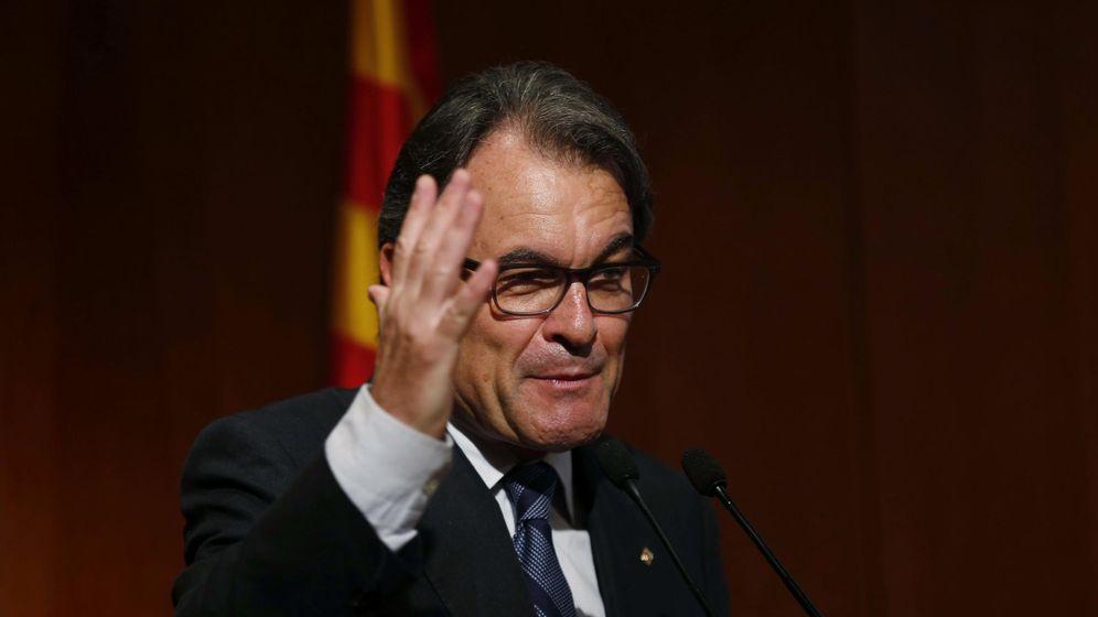 Foto: El presidente de Cataluña, Artur Mas (EFE)