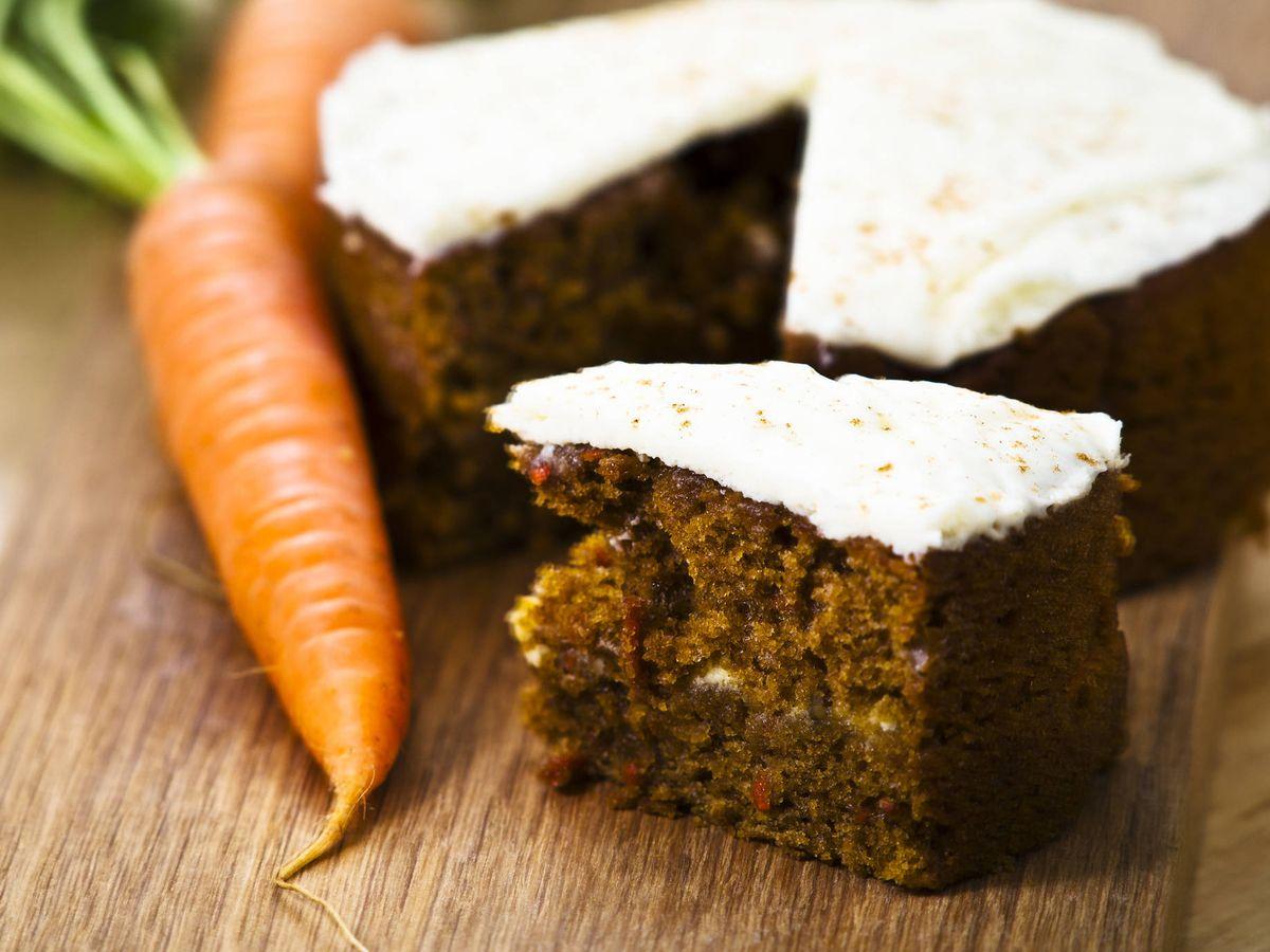Foto: Variedad de tarta de zanahoria. (iStock)