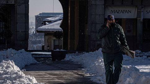 Fuertes heladas en el interior peninsular y temperaturas inferiores a -8ºC tras Filomena
