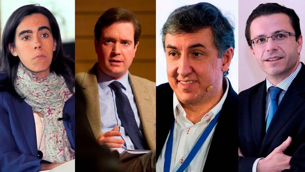 Casado recurre a FAES para controlar Génova: Lasquetty, Hispán, Hernández...