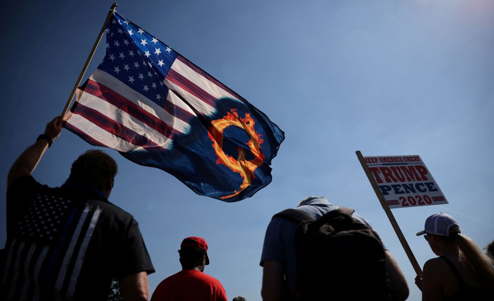 Foto: Protestas en Estados Unidos.