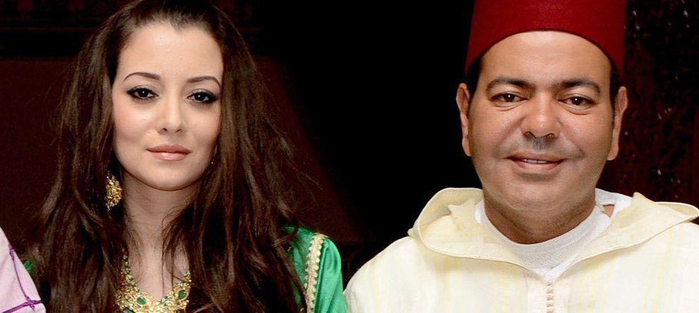 Foto: El príncipe Moulay Rachid de Marruecos y su prometida, Oum Keltoum Boufarès (Gtres)