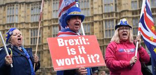Post de Reino Unido y Bruselas llegan a un acuerdo a