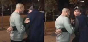 Post de 'GH VIP 6' | Brutal pelea callejera de Omar Montes: ¿realidad o montaje?