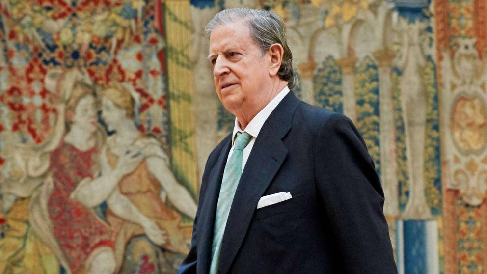 Los Alba reúnen a los grandes de España en la boda del año