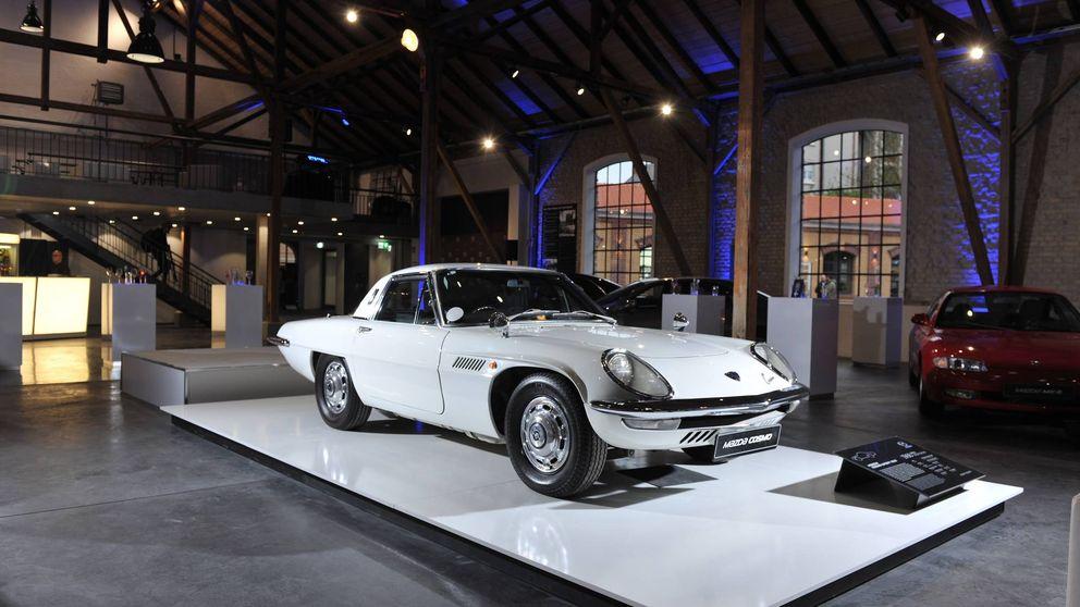 La historia centenaria de Mazda a través de 120 vehículos