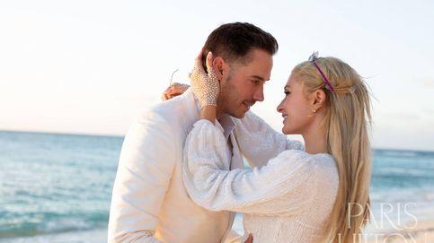 Paris Hilton se promete a su pareja en su 40 cumpleaños con una celebración de ensueño