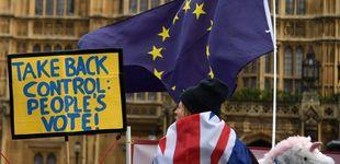 Post de May insiste en renegociar con Bruselas mientras crece el miedo entre las empresas