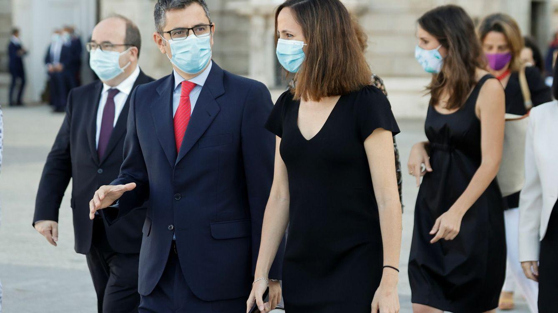 Sánchez envía a Bolaños a desbloquear con Podemos la regulación de los alquileres