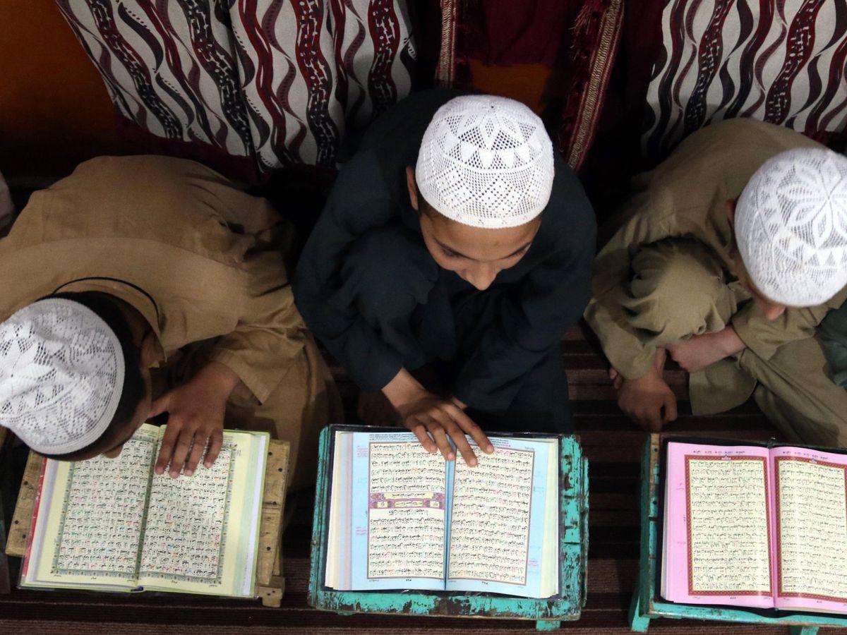 Foto: La madrasa de Darul Uloom Haqqania, o 'universidad de los talibanes'. (EFE)