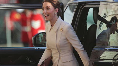 Letizia, Máxima o Kate: el broche es el accesorio definitivo para un look elegante
