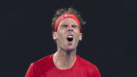 La primera derrota de Rafa Nadal en un individual con España en 16 años