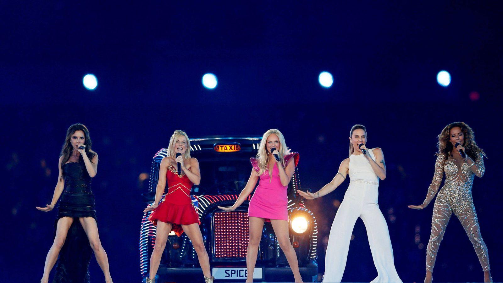 Foto: Una exposición, un concierto... ¿Alguna vez las Spice Girls se fueron para siempre? (Reuters)