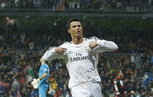 Cristiano Ronaldo no ha perdido el sueño con los pitos del Bernabéu